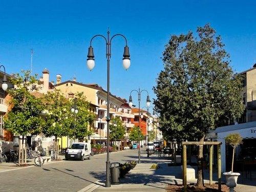 Улицы - Остров Градо