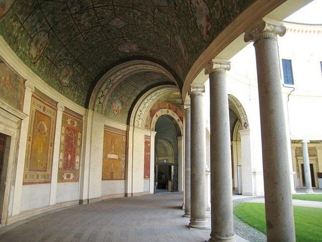 Национальный музей этрусского искусства - Вилла Джулия