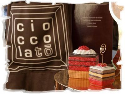 Фестиваль шоколада в Турине