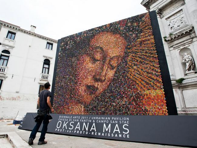 54 Биенале - 2011 - Оксана Мась