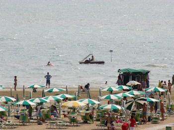 Пляжи Каорле