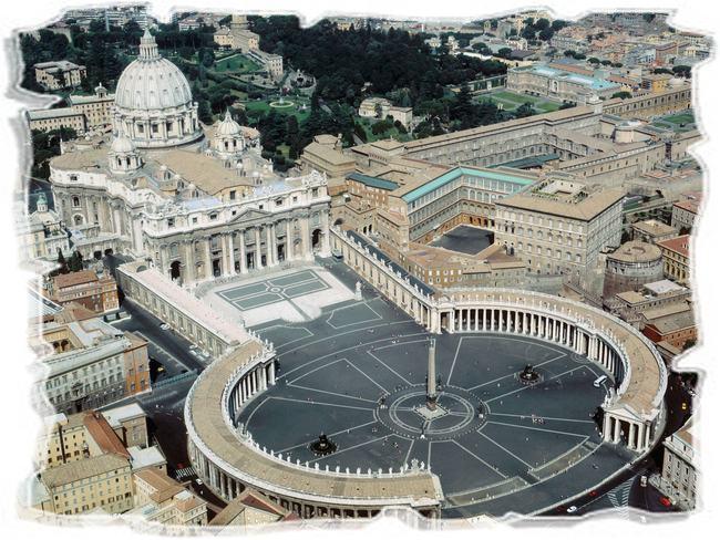 Ватиканские дворцы