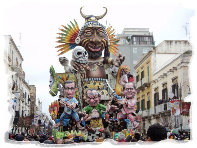 Карнавал в Путиньяно