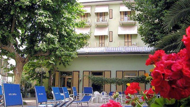 Отель - Монтекатини Терме