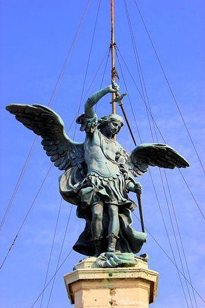 Ангел - Замок Сант-Анджело