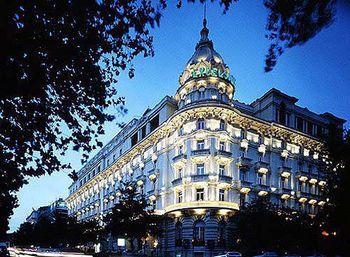 Отель Westin Excelsior (5star)