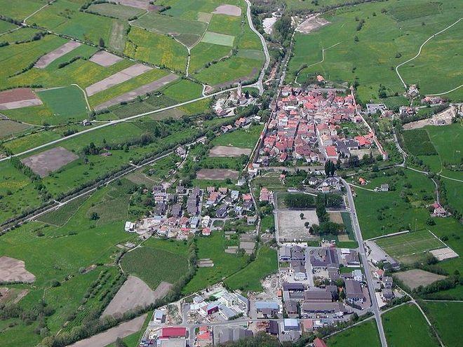 Деревня Глоренза (Glorenza)