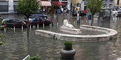 Наводнение в Неаполе