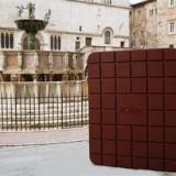 На «Еврошоколаде» в Перудже день скульптур