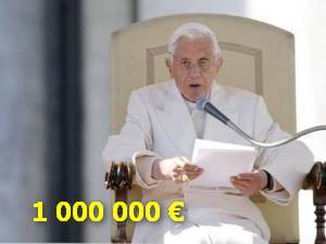 Ватикан отправляет в Сириюu2026 один миллион евро