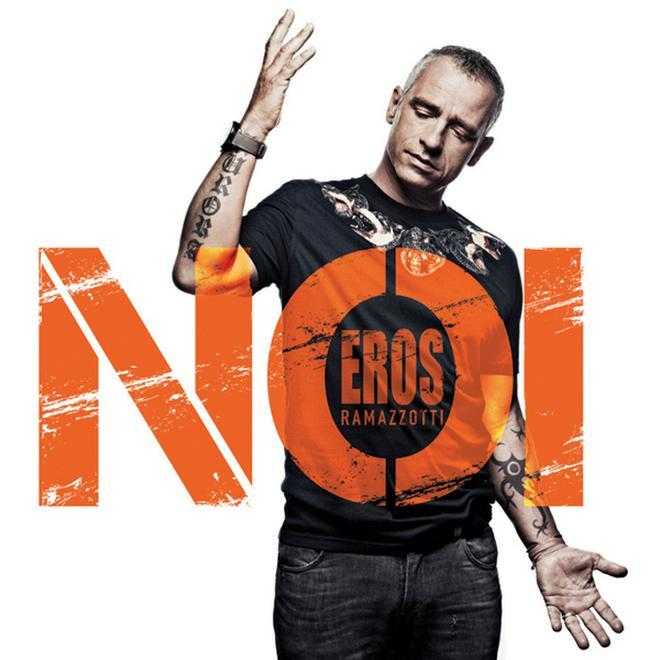 Альбом Noi (Мы) Эрос Рамазотти