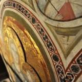 Отреставрированы фрески в часовне Сан Николо