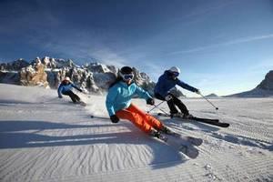 Доломитовы Альпы готовы принять лыжников