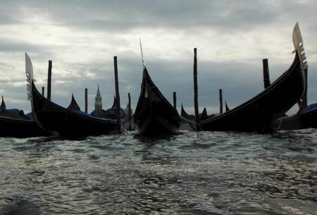 Непогода в Венеции