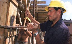 Работа для мужин на стройке в Италии
