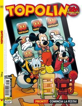 Тополино: еженедельнику о приключениях мышонка Микки исполнилось 80 лет