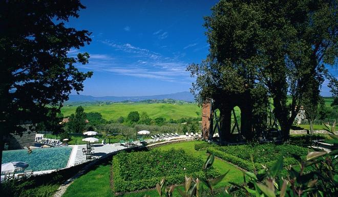 Красивейший вид с отеля Фонтеверде