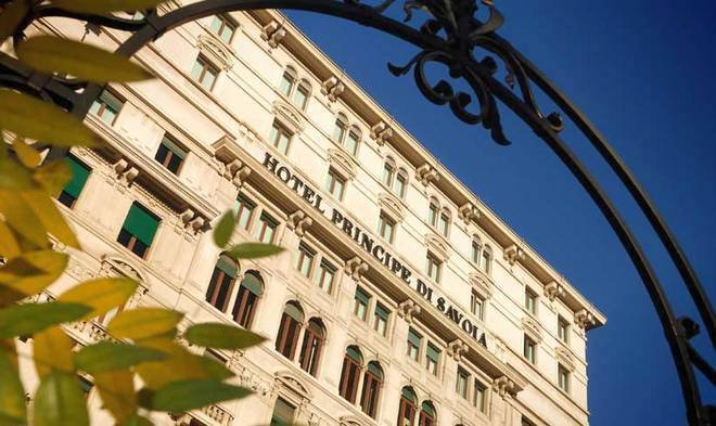 Отель Principe Di Savoia - 5 звёзд