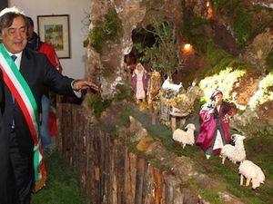 Джузеппе Беннардо со своим вертепом теперь в Палермо