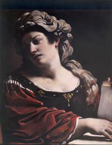 Гуэрчино - Сивилла - 1620г