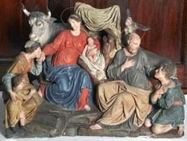 Колыбель для Иисуса от Болоньи до Неаполя