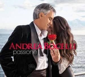 Новый альбом Андреа Бочелли