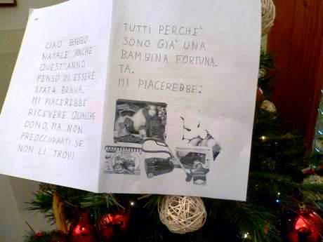 Письмо к Деду Морозу преодолело 280км