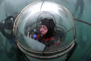 Подводная месса в Триесте