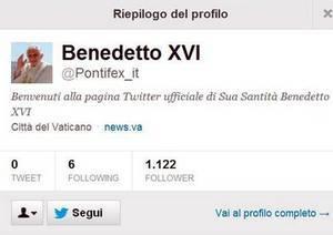 Twitter-аккаунт для папы уже создан