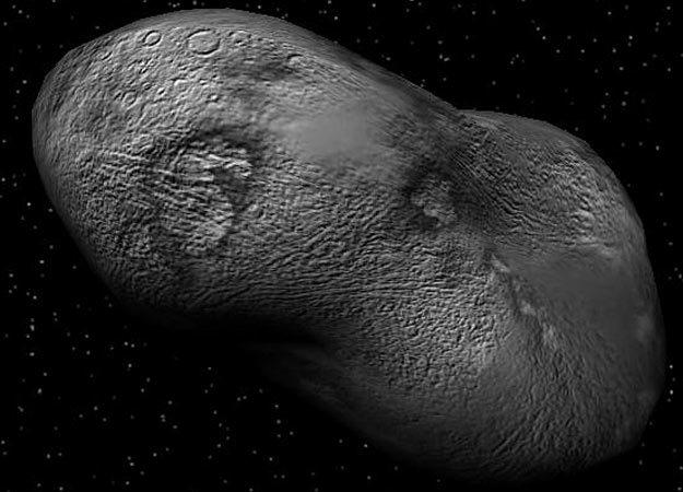 Астероид Апофис приближается к Земле