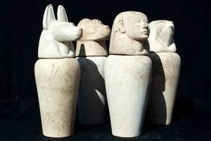 Итальянцы обнаружили некрополь в Луксоре