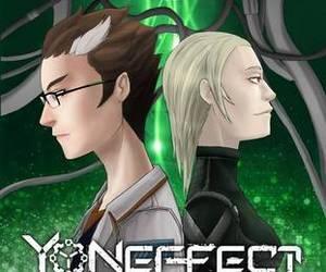 Геймер – это профессия (постер из игры Yon Effect)