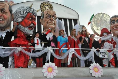 Карнавал в Виареджио: Грандиозный Финал переносится