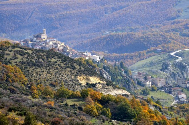 Городок Абриола