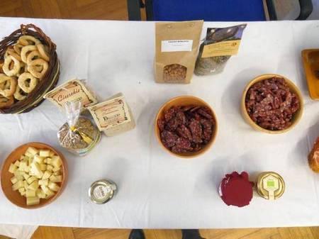 Средневековая еда - Нарни погружается в средневековье