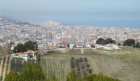 г. Пескара (панорама)