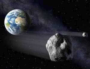 В погоне за астероидом