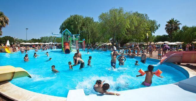 Бассейн для детей - Лагуна