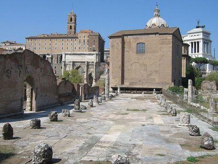 Базилика Эмилия (лат. Basilica Aemilia)