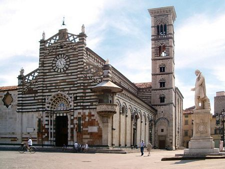 Собор Святого Стефана в г.Прато