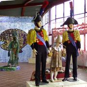 В музее Пиноккио