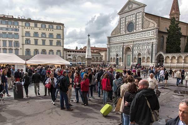 Фестиваль мороженого добрался до Рима