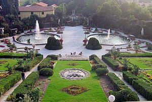 Вилла Гарцони и её знаменитые сады Гарцони