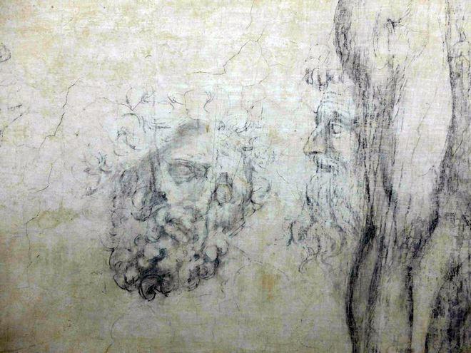 Секретная комната Микеланджело