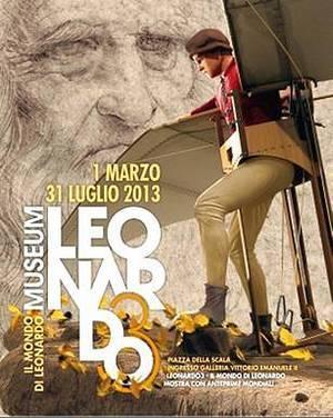 «Мир Леонардо» открыт до 28 февраля
