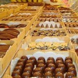 Горы шоколада в Ля Туиль