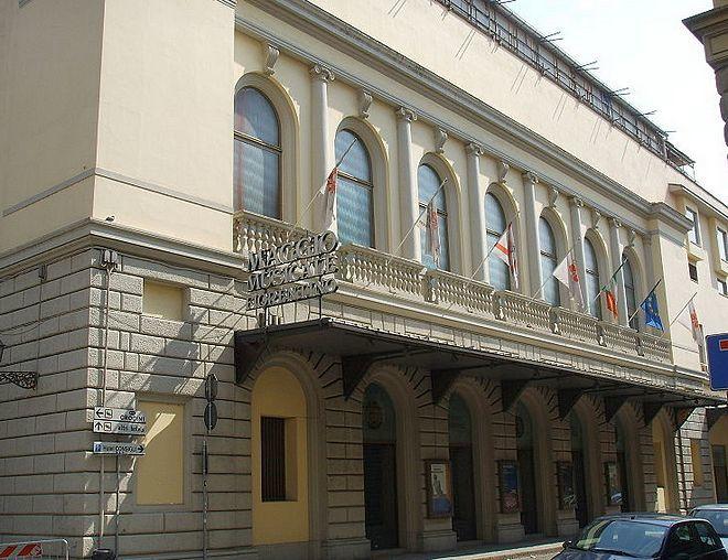 Фестиваль оперы Флорентийский музыкальный май в Teatro Comunale di Firenze