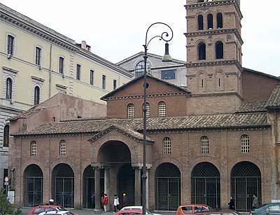 Церковь Санта-Мария-ин-Космедин