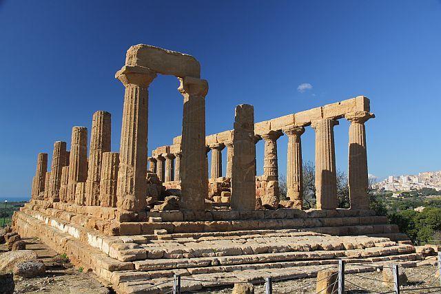 Храм Геры (Юноны)