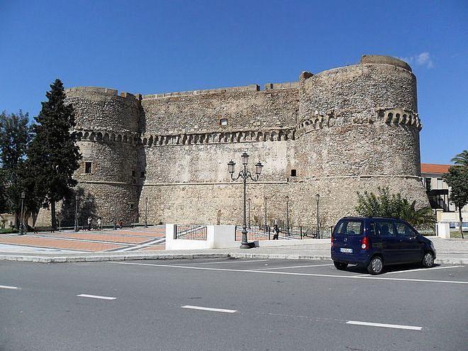 Арагонский замок - Реджо ди Калабрия